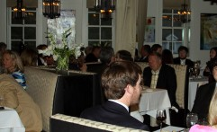 Elegant  Indoor Dining
